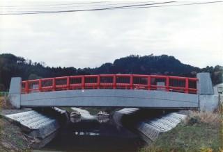 橋梁工事(春日橋)