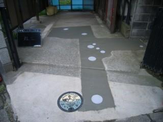 竣工 渡辺宅(中門前2)