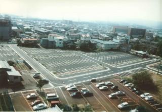 上越市役所駐車場整備工事